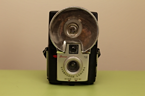 Brownie Starflash Camera