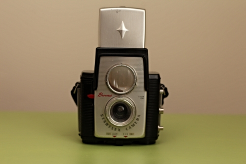 Brownie Starflex Camera