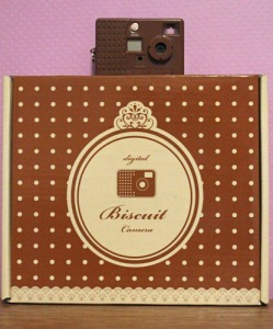 Biscuit Camera
