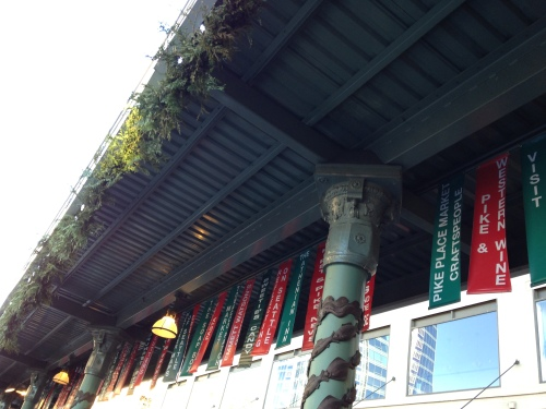 Christmas at Pike Place