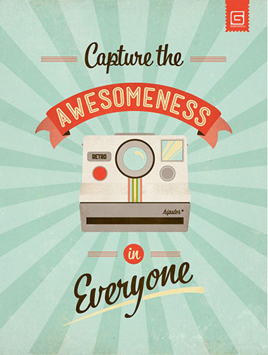 capture awesome