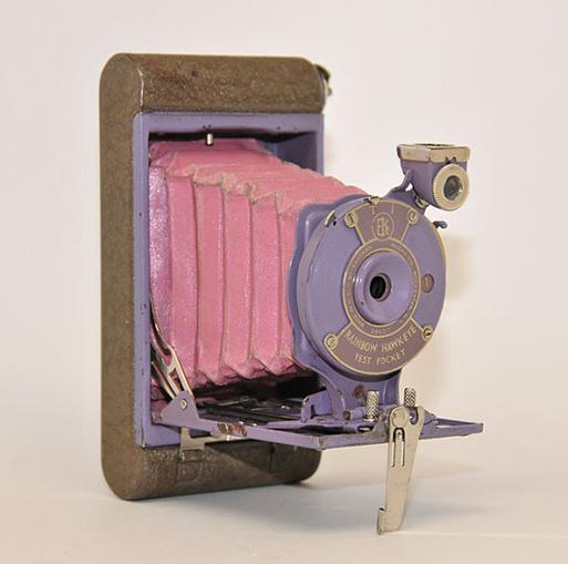 Kodak Petite Rainbow Hawkeye