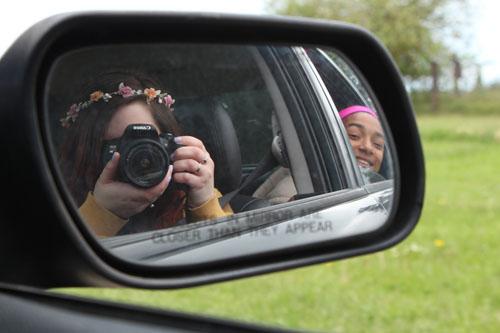 mirror pic