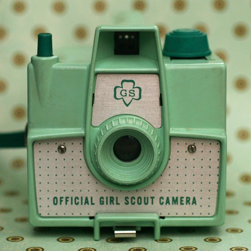 Official Girl Scout Imperial