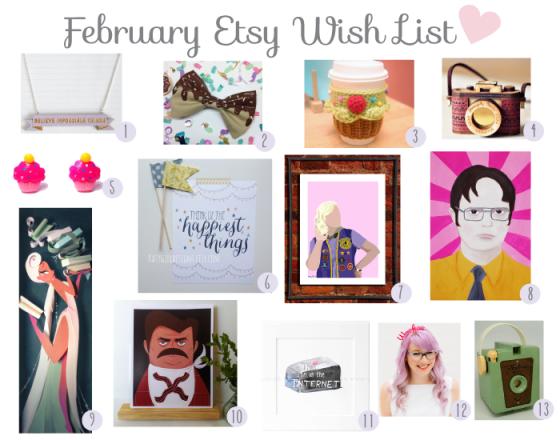 February-Wish-List