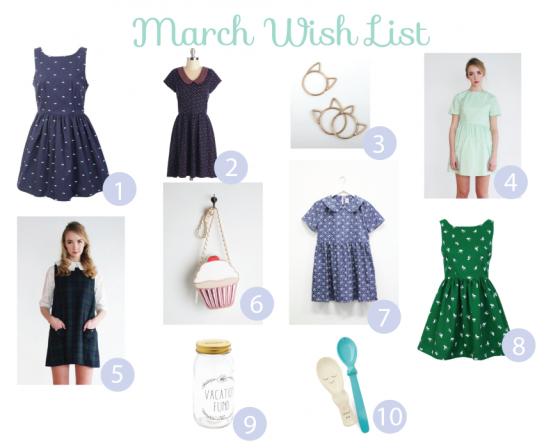 March Wish List-01