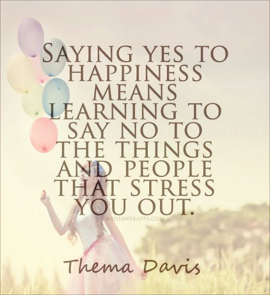 040515 Saying yes to happiness
