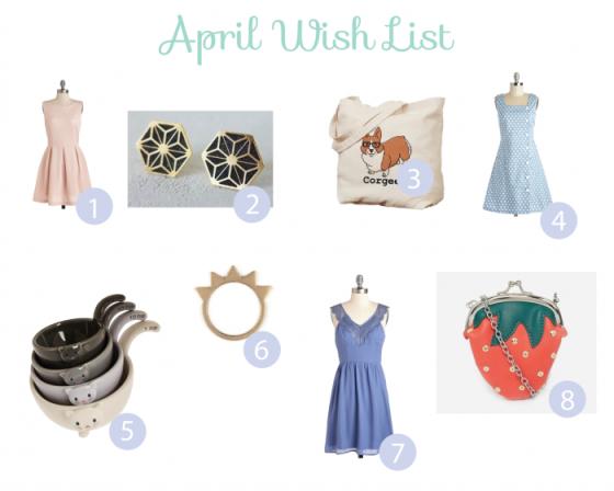 April Wish List-01